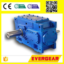 H series helical gear big torque speed reducer,big reducer,big gear reducer