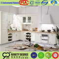 United nation century middle class kitchen cabinet with wine rack and hood solid wood cover