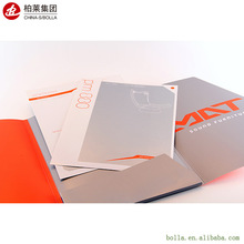 Presentation Folder Design and Printing Service
