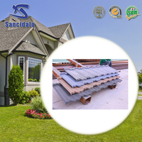 Stone chips coated steel tile /shandong building material /metal roofing price asphalt shingles