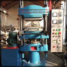 Hydraulic lab Rubber Compression Moulding Press