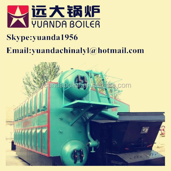 Automatic feeding sunflower husk steam boiler 2ton/hr-20ton/hr