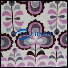 100% polyester printed velboa fabric/ printing / stampa / lining fabric with dot