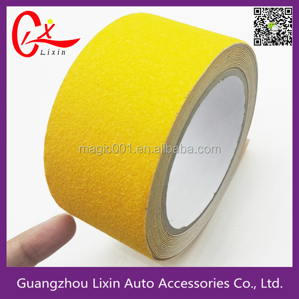 "4"" x 12' Roll Rubberized Anti Slip Safety Tape Non Skid tape"