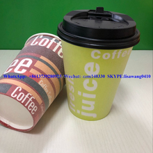 free samples bottom price nice disposable 8oz foam paper coffee cup