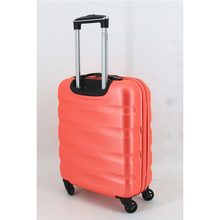 Classical Hard 3pcs ABS unique travel luggage with high quality
