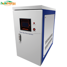 Single Phase Off Grid Home Lightning System Solar Intelligent Inverter 1500W 24V Power