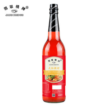 Chinese Cuisine Cooking 625ml Rice Vinegar For Wholesale