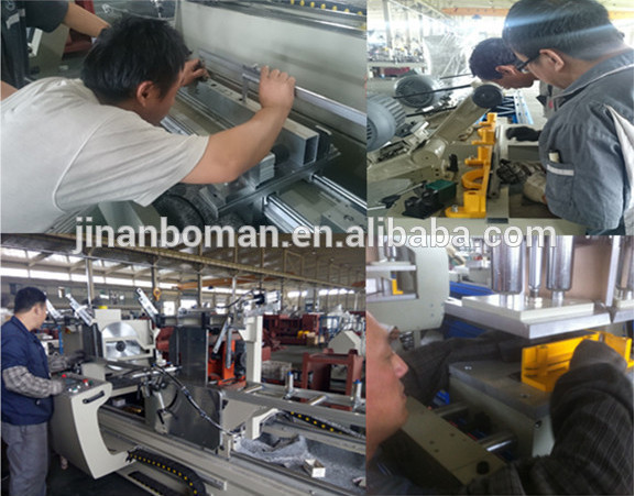 Digital Display Aluminum Angle Cutter Machine