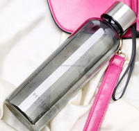Top seller China suppliers glass water bottle