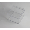 Square Small Clear Acrylic Candy Dispenser