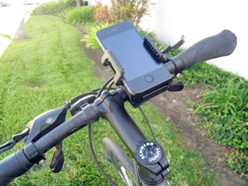 Universal Bike Handlebar Bicycle Motorcycle Mount Holder for Cell Phone GPS