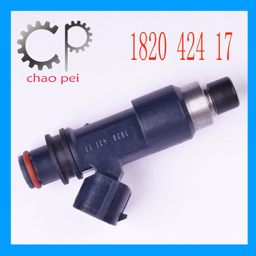 High Reliable Car Parts Fuel Injector Nozzle For Korean Cars OEM 1820421177