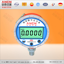 ANCN Brand Natural Gas Pressure Gauge Used For Oil Field