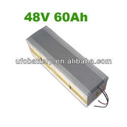 12 Volt 60Ah Rechargeable Lithium Ion Mobility Scooter Battery