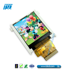lcd display MCU interface lcd screen Transmissive 1.44 inch tft for smart watch