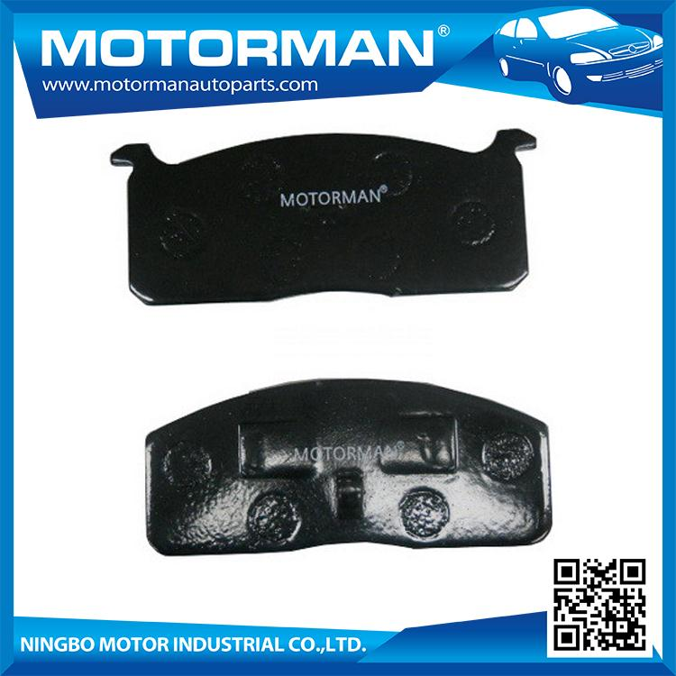 MOTORMAN Fully Stocked high temperature resistance auto parts brake pad toyota D197-7120 for TOYOTA HIACE