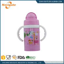 Eco-Friendly Material Double Wall Water Bottle For Kids