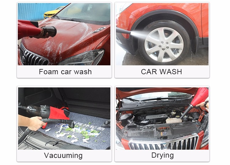 Functions of Best Car Wash Equipment Manufacturer for C300