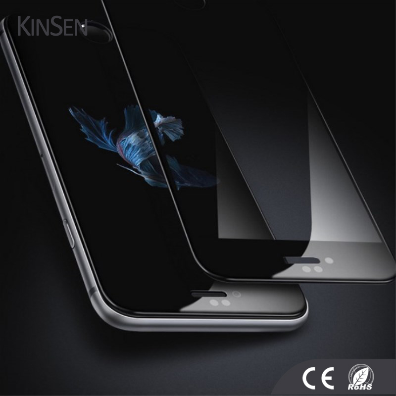 New Products Durable Premium Real Tempered Glass Screen Protector for iPhone 6 6plus 7 7plus