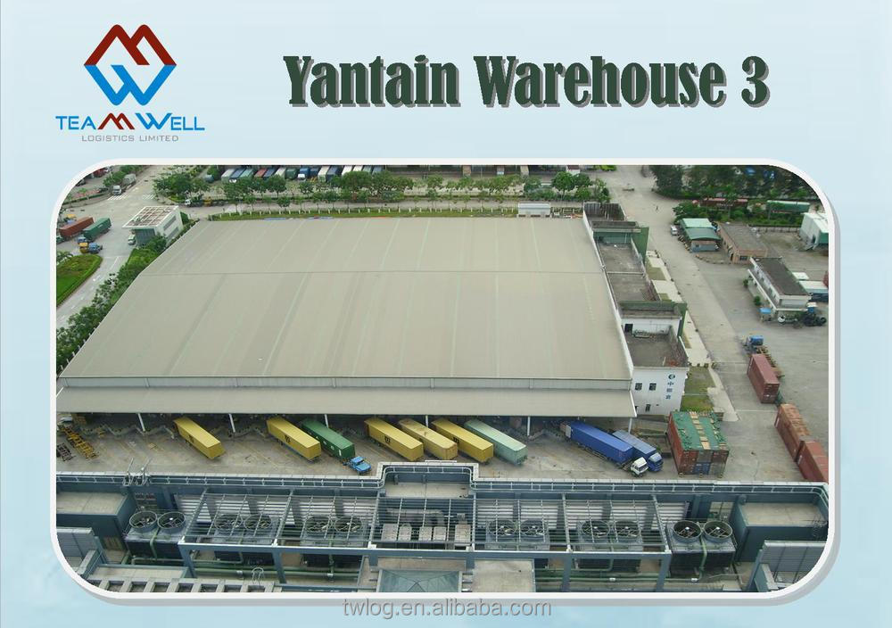 Cheap competitive china warehouse rent storage service