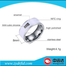 Newest NFC smart ring / magic ring