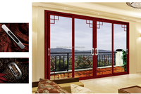 2.0 high quality aluminium sliding door