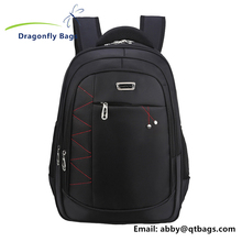 1680D polyester material business laptop backpack for men