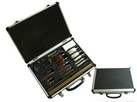 Aluminum Case Universal Gun Cleaning Kits