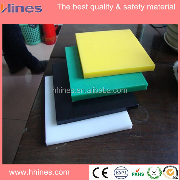 white/ green hdpe sheet/ panel polyethylene sheets thickness