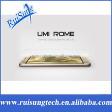 Original 0.33mm Tempered Glass Protective Film Screen Protector Compatible for UMI ROME Smartphone