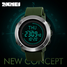 Compass Wrist Bracelet Watch Digital Mens Automatic Watch In China Original Factory