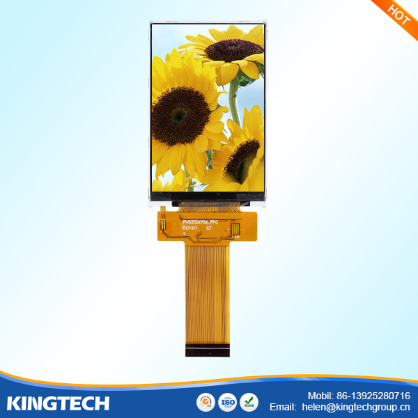china shenzhen 3.5 inch 320x480 ips mobile phone lcd touch screen