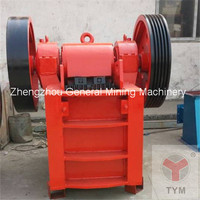 UHMWPE floss jaw crusher price list Exw tent factory from China