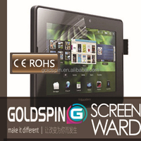 GOLDSPIN Japanese High Quality Clear Screen Protector for Blackberry Playbook