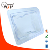 Custom clear plastics sealing blister catheter PET tray packaging box for medical devices