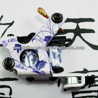 2015Newest Professional Top Quality Ceramic Beginner Tattoo Machine Tattoo Gun