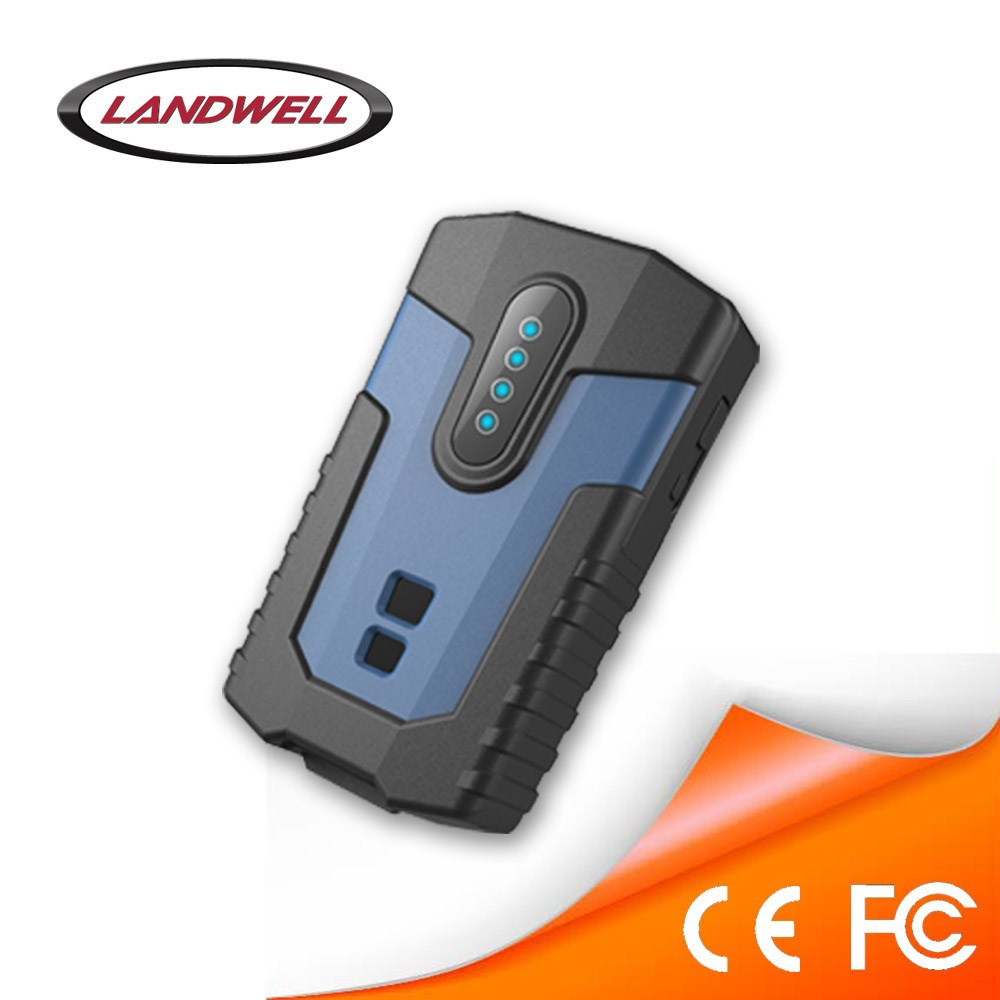 2015 NEW DESIGN Landwell new 9000D gprs security patrol device