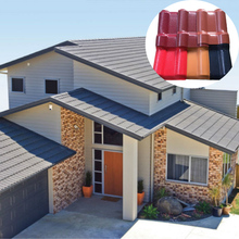 Wholesale heat insulated house fire-prevention corrosion resistance asa polymer outdoor japanese style pvc plastic roof tile