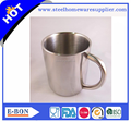 Hot sales double wall stainless steel cup mug with lid