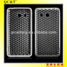New product mobile diamond phone tpu case huawei G525