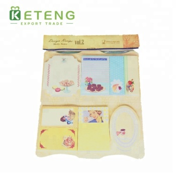 Hot Sale China Round Notepad Sticky Note