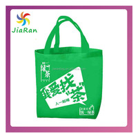 Recyled wholesale brand non-woven bag without gussets