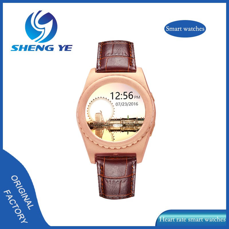 Bluetooth waterproof watch Phone For Android&IOS smart watch android dual <strong>sim</strong>