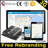 Universal 4 Bands 3G GPS Tracker/Pet GPS Tracking/Mini Vehicle GPS Tracker remote stope engine