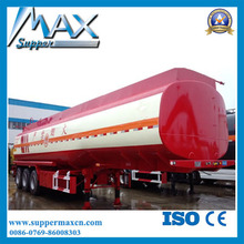3 Axle 45000L oil tank trailer