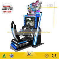Top selling Arcade Racing Game Machine Initial D 4 Arcade Machine