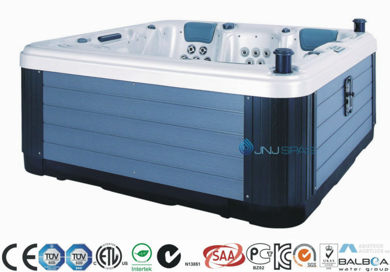 JNJ SPAS New indoor hot tub for 5person
