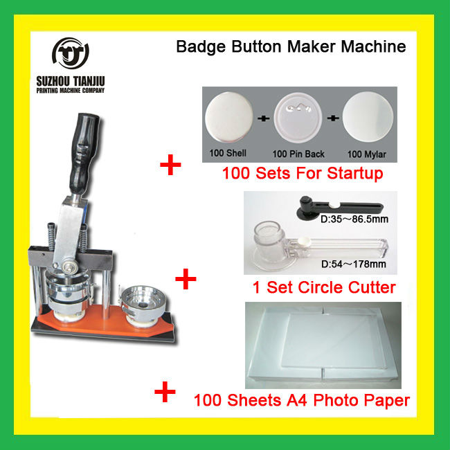 id badge maker machine