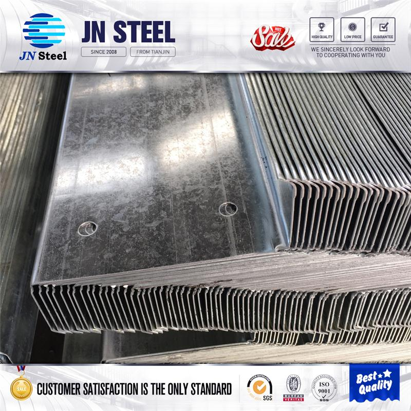 Affordable hot rolled z steel section/galvanized C Z purlin/u shape steel beam